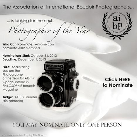 Photog Of The Year - Association of International Boudoir Photographers | PhotoDivaLV | Scoop.it