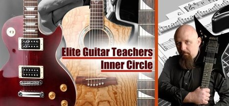 Guitar Teaching Tips On Facebook | Great Guitar Players, Lessons And Websites | Scoop.it