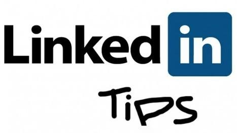 8 tips om jouw LinkedIn connecties te verdubbelen - Social Media ... | Jij (en je bedrijf) op LinkedIn | Scoop.it