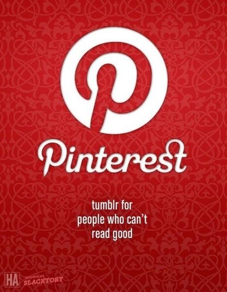 Top 5 Pins…About Pinterest - SocialTimes | Pinterest | Scoop.it