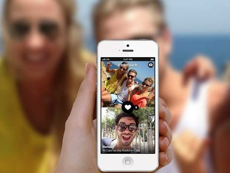 Frontback, the once-hot startup that rejected a $40 million Twitter acquisition, is back from the dead | Mastering Facebook, Google+, Twitter | Scoop.it