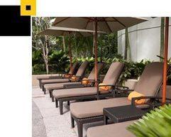 Poolside umbrella in India, Swimming Pool Furniture Delhi | Outdoor Furniture In India | Scoop.it