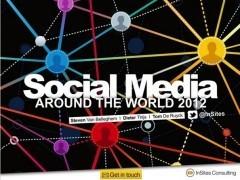 Les médias sociaux dans le monde en 2012 | Médias et réseaux sociaux professionnels | Scoop.it