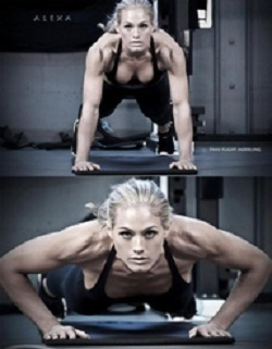 Complete Workout for Arms, Back and Shoulders | Figure Physique Magazine | Scoop.it