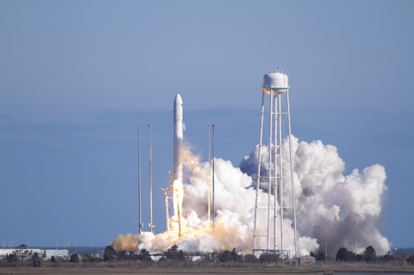 Social Media Accreditation Opens for Next Orbital Sciences Antares Launch | Digital Culture | Scoop.it