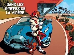 «Spirou n'est pas anachronique, il est intemporel» | Veille sur la bande dessinée pour tous | Scoop.it