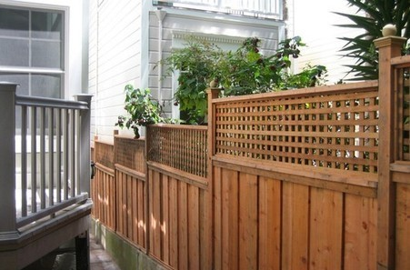 How to Install a Wooden Fence | Construction Tips | Scoop.it