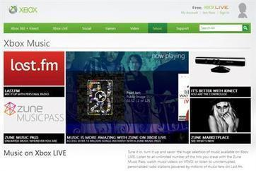 Microsoft unveils iTunes rival Xbox Music | New Music Industry | Scoop.it