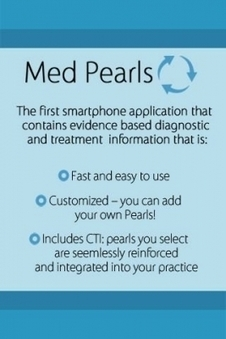Med Pearls app reminds you to practice evidence based medicine - iMedicalApps | Medical Communications | Scoop.it