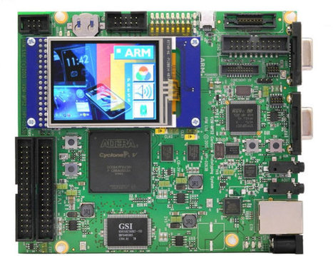 ARM Unveils Cortex-M Prototyping System Based on Altera Cyclone V FPGA | Raspberry Pi | Scoop.it