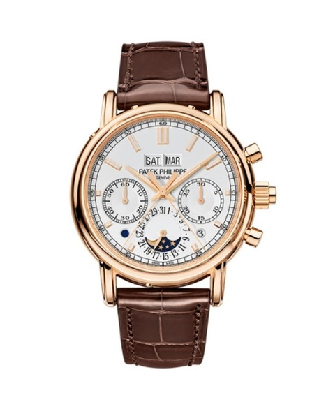 Cheap Replica Patek Philippe Perpetual Calendar Split-Seconds Chronograph 5204 Rose Gold Watch 5204R-001 For Sale | Replica TAG Heuer Monaco Watches | Scoop.it