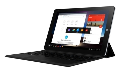 Chuwi Vi10 Plus: a tablet with two operating systems in Microsoft Surface 3 style - Your News Ticker | technologynews | Scoop.it