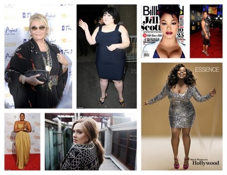 7 plus sized celebrities I'd DIE to Interview | | The Plus Size Lifestyle Design | Scoop.it