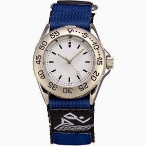 Matsuda Athletic Watch Nylon Strap Blue - Ladies | Top quality watches | Scoop.it