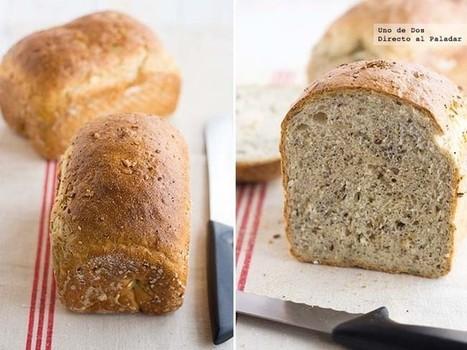 Pan de espelta multi semillas. Receta   Mis recetas favoritas   Scoop.it
