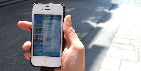 Application iPhone pour trouver une piscine !   Piscine   Scoop.it