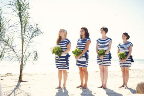 Paper and Thread Studio - Blog | All About Beach Weddings | Scoop.it
