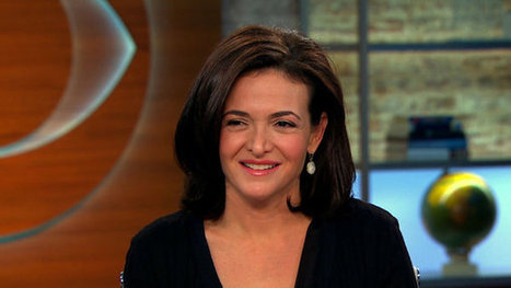 Sheryl Sandberg on why you should never call your daughter bossy | Business Stuff | Scoop.it