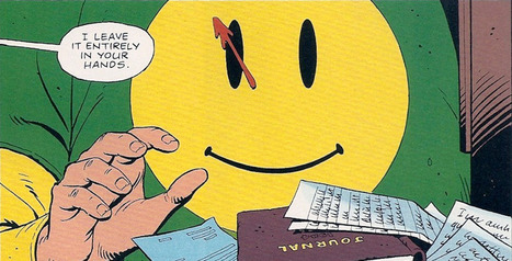 "Alan Moore on Watchmen's ""Toxic Cloud"" 