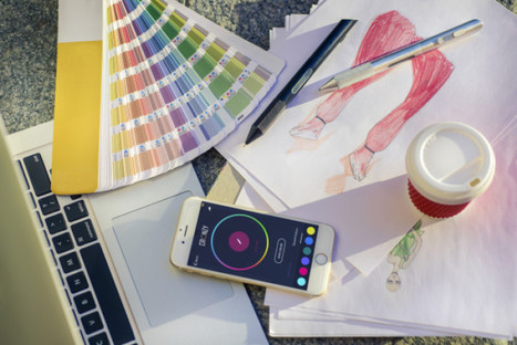 Hi-Tech Pen Can Draw in Over 16 Million Colors, Scanned From Real Life | What's new in Design + Architecture? | Scoop.it