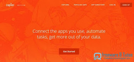 Zapier : un autre service pour automatiser votre web | Time to Learn | Scoop.it