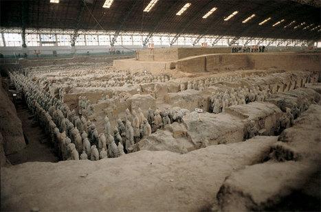 The Terra-Cotta Army of Emperor Qin - Articles | HighlightsKids.com | Dragonkeeper | Scoop.it