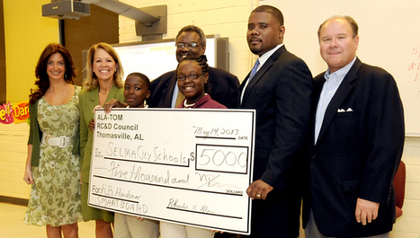 Donation helps bring SMART Boards to RB Hudson Middle - Selma Times-Journal | SmartBoards in the classroom | Scoop.it