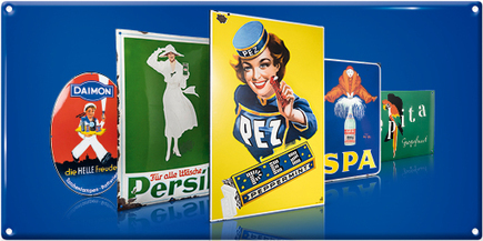 Spielzeug Welten Museum | Yesterday's tin and enamel advertising signs | design exhibitions | Scoop.it