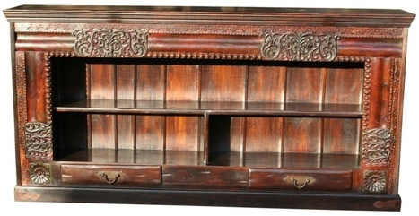 Old World Custom Carved Sideboard | Mexican Furniture, Rustic Furniture | Scoop.it