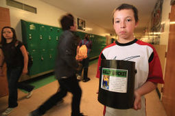 The Bully Bucket: Twin Falls School Confronts Bullying - Twin Falls Times-News | Bullying | Scoop.it