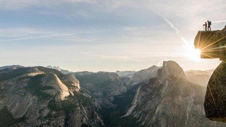 Chris Burkard's Fitbit Challenge   Authentic Yosemite   Scoop.it