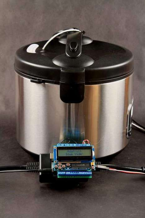 What is Sous Vide? | Sous-vide controller powered by Arduino - The SousViduino! | Adafruit Learning System | Arduino in the Classroom | Scoop.it