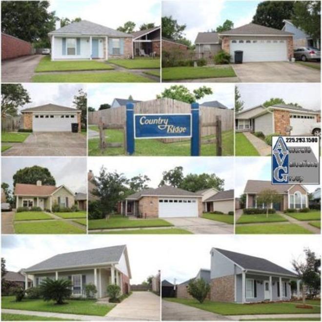 Country Ridge Subdivision Baton Rouge Louisiana Home Sales Update 2016 | Baton Rouge Real Estate Housing News | Baton Rouge Real Estate News | Scoop.it