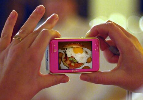 Top 10 des bonnes raisons de photographier ses plats au restaurant, malgré les critiques   Food   Scoop.it