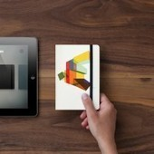 Print your own iPad-designed Moleskine... | Nerdism | Scoop.it