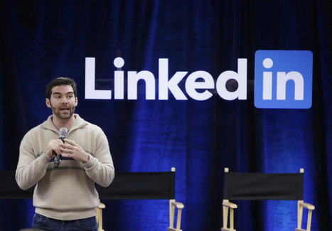 LinkedIn to Buy Lynda.com, an Online Learning Company - New York Times | elearning stuff | Scoop.it