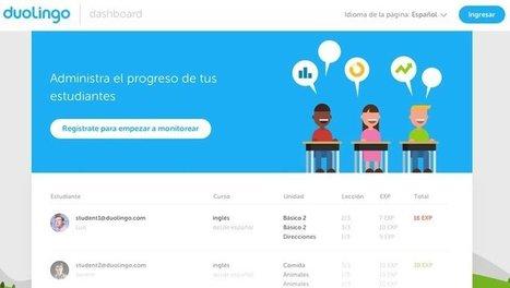 Duolingo lanza una plataforma para escuelas | educacion-y-ntic | Scoop.it