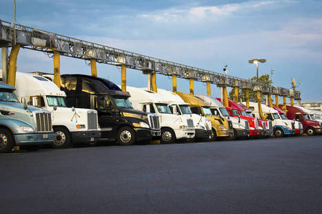 Internet of Things Reaches Into the Trucking Business | Smart Cities & The Internet of Things (IoT) | Scoop.it