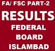 Announcement of Result Federal Board Islambad (FBISE) HSSC Part-2 year 2013 ~ education, news jobs educator jobs old papers guess papers model papers software result | Education, employee news, jobs, old papers, model papers, teacher and educators jobs notifications | Scoop.it