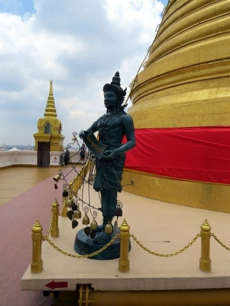 Wat Saket (The Golden Mount) in Bangkok, Thailand - Information Guide | Travel Tips | Scoop.it