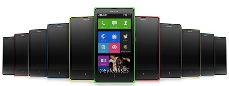 Nokia primo smartphone Android will presenterà al MWC 2014 | Cellulari Dual Sim Tech News | Scoop.it