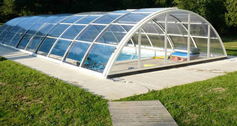 Prix d'un abri de piscine   Travaux Extérieurs   Scoop.it