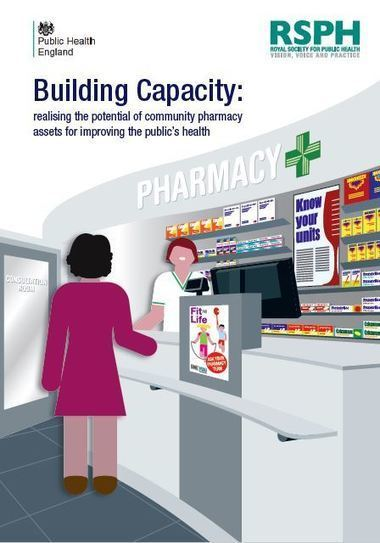 Building capacity: realising the potential of community pharmacy assets for improving the public's health | RSPH | Counties Manukau Health Library | Scoop.it