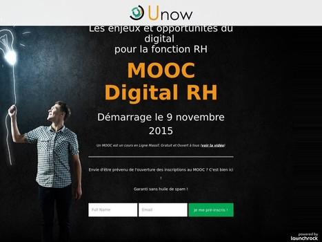 Mooc Digital RH | SIRH | Scoop.it