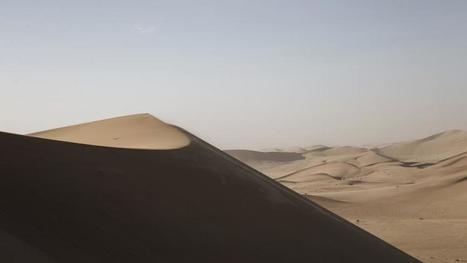 Une épave remplie d'or découverte dans le désert de Namibie | www.directmatin.fr | Les déserts dans le monde | Scoop.it