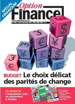Option finance n°1392 - 05/12/2016   Infothèque BBS Brest - L'actualité des revues   Scoop.it