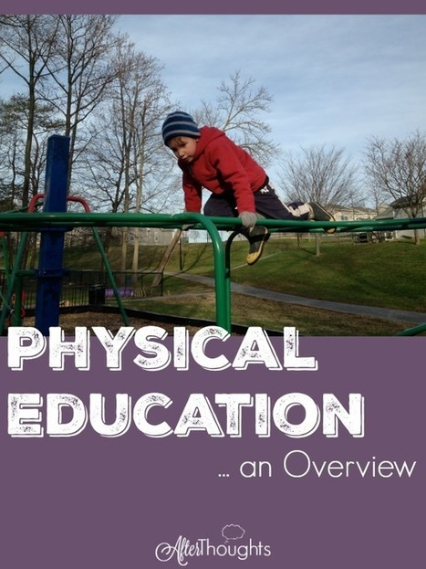 Physical Education ... an Overview | Afterthoughts | Educación Fisica en Inglés | Scoop.it