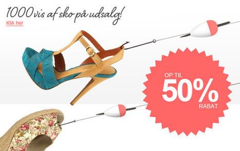 Sko online - Køb sko på nettet | Brandos.dk | hej | Scoop.it