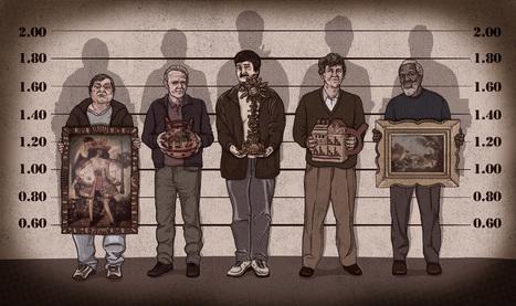 Diplomáticos y Coleccionistas bajo sospecha en el Tráfico de Arte Latinoamericano | La R-Evolución de ARMAK | Scoop.it