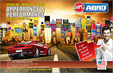 AIPL ABRO- Car care products, hardware products,car care   Car care products India   Scoop.it
